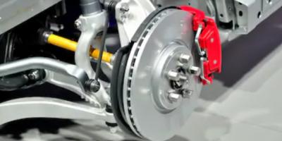 Brake Disc Machining