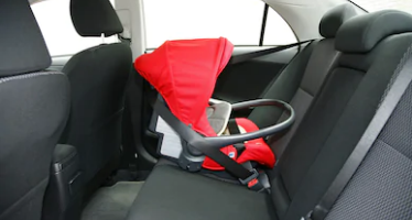 Child Seat Bolts - Anchors