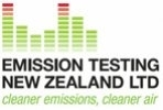 Emission testing New Zealand LTD